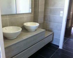 Tendance cuisine - Montceau-Les-Mines - Nos réalisations - Salle de bains